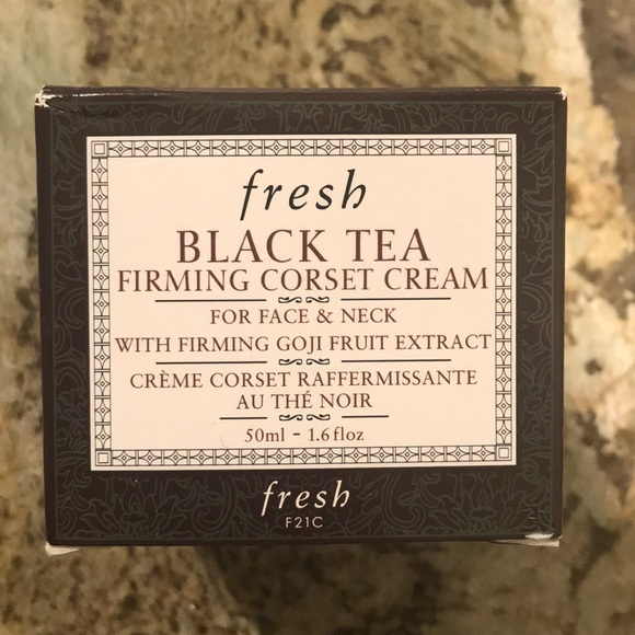 cac01ed4bb2 Fresh Black Tea Firming Corset Cream